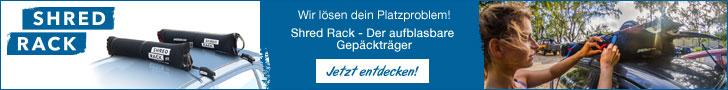 ShredRack Dachträger